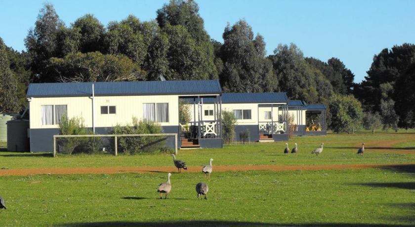 Lodge Western KI Caravan Park