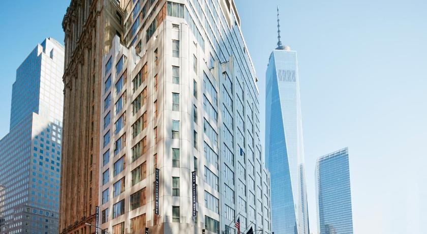 Hotel Club Quarters World Trade Center New York City Ny