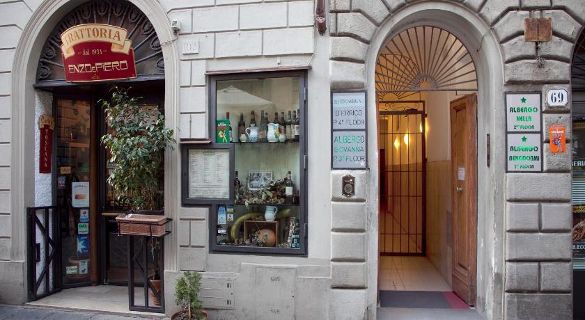 Albergo Bencidormi (Florenz)