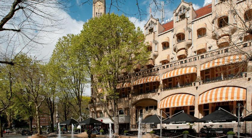 オランダ,アムステルダム,ハンプシャー ホテル アムステルダム アメリカン(Hampshire Hotel - Amsterdam American)