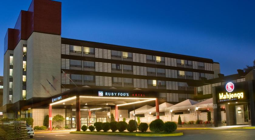 Hotel Ruby Foo S Montreal Canada Booking Com