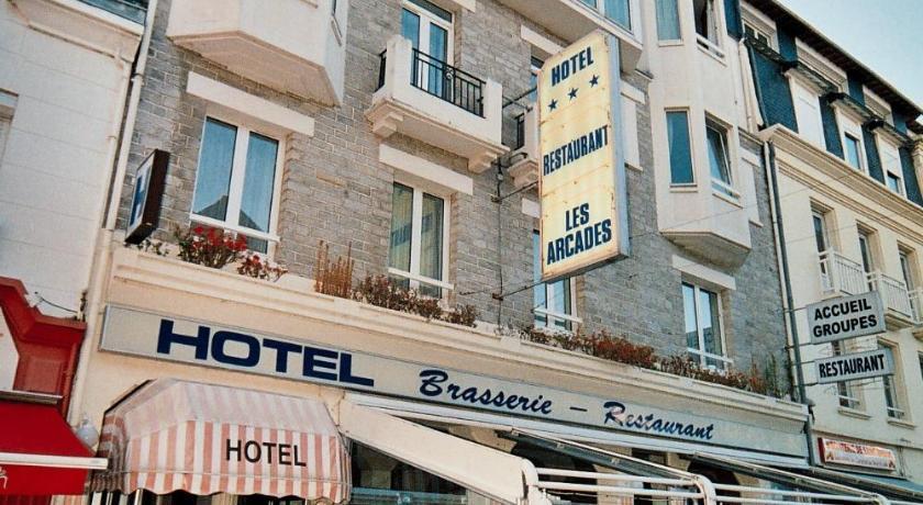 Hotel Les Arcades Saint Cast