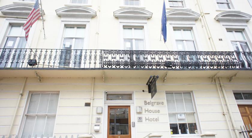 London Escorts Near Belgrave House Hotel