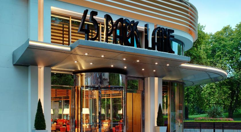 London Escorts Near 45 Park Lane - Dorchester Collection
