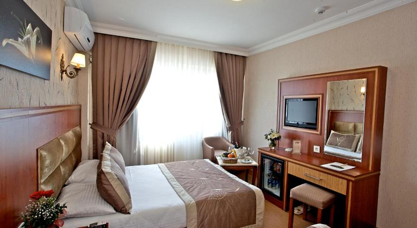 هتل آلاهان استانبول