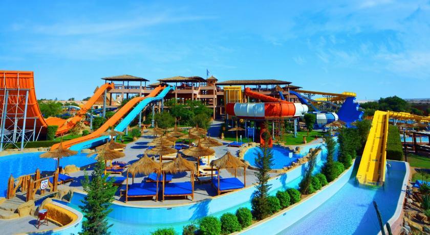 Resort Jungle Aqua Park 196 Gypten Hurghada Booking Com