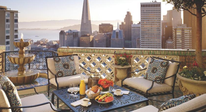 アメリカ,サンフランシスコ,ザ フェアモント サンフランシスコ(The Fairmont San Francisco)