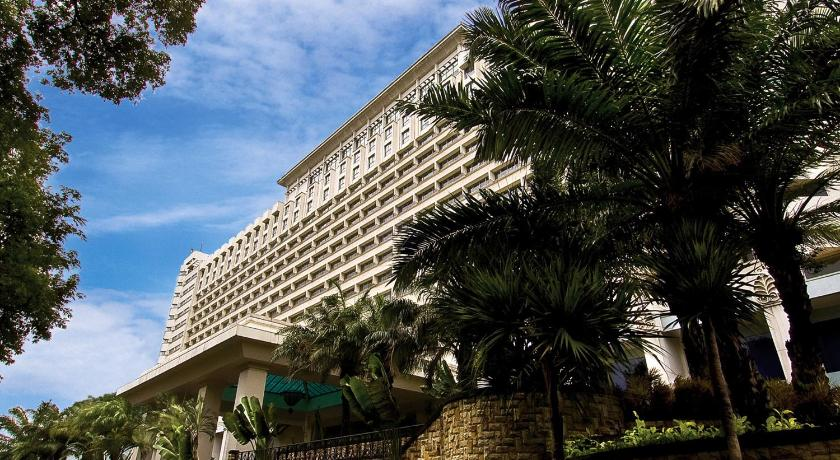 インドネシア,ジャカルタ,ホテル ボロブドゥール ジャカルタ(Hotel Borobudur Jakarta)