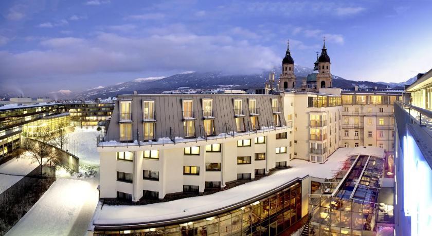 Hotel Grauer Bär (Innsbruck)