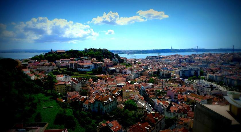 Albergaria Senhora do Monte (Lissabon)