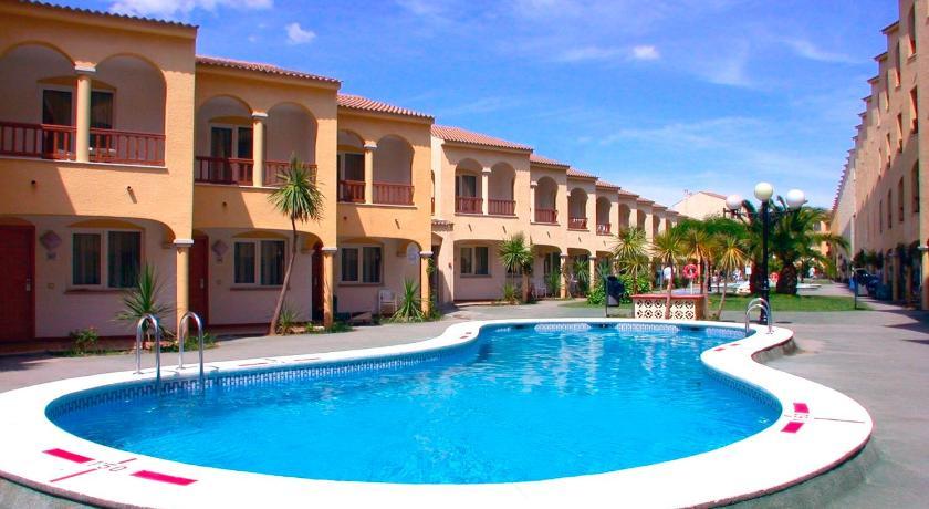 Hotel jardines del plaza pe scola espa a for Jardines del plaza peniscola