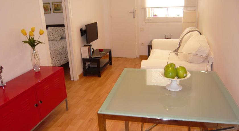 Apartament Conde Güell (Barcelona)