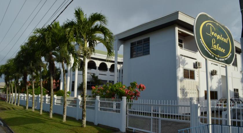 north resort paramaribo
