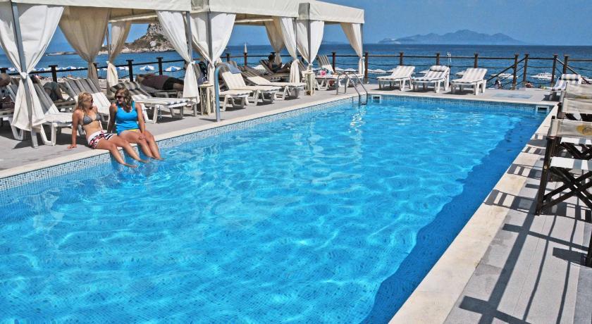 Sacallis Inn Beach Hotel, Hotel, Kefalos, Kos, 85301, Greece