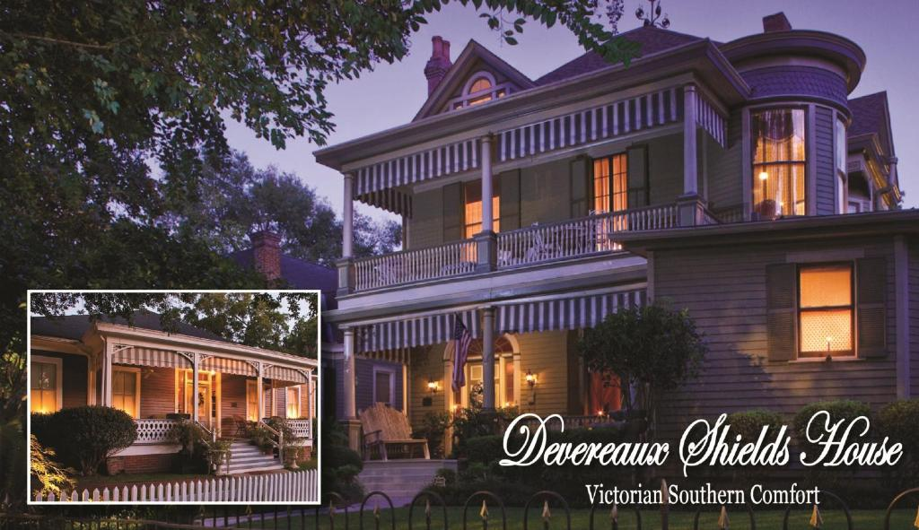 Bed and Breakfast Devereaux Shields House (EE.UU. Natchez ...