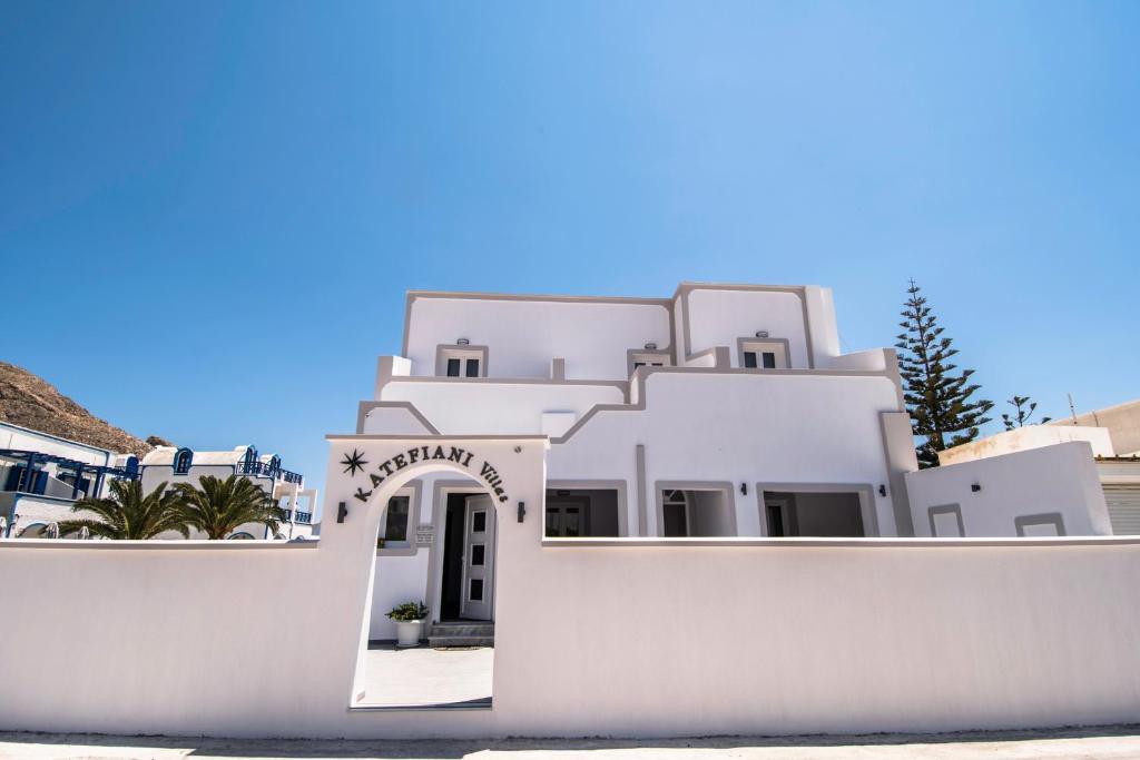 Santa Barbara Hotel Santorini
