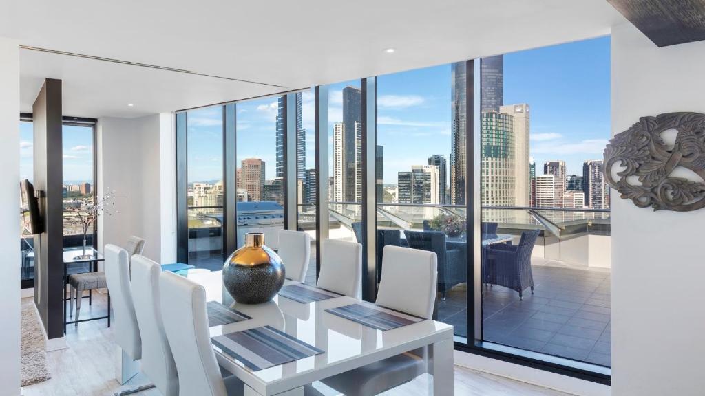Departamento Melbourne CBD Penthouse (Australia Melbourne) - Booking.com