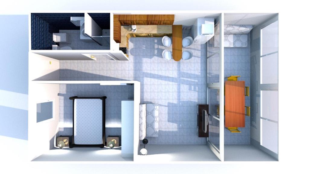 Appartement avec piscine francia le barcar s for Hotel perpignan avec piscine