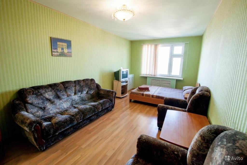 Apartment on ulitsa Domny Kalikovoy 14