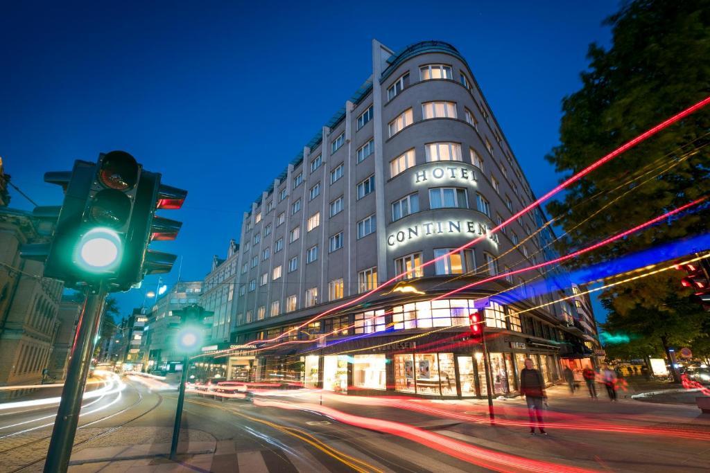ofertas en hotel continental oslo noruega