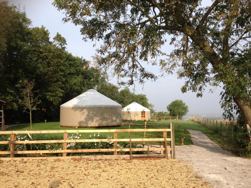 The Old Piggery Guest House & Yurts