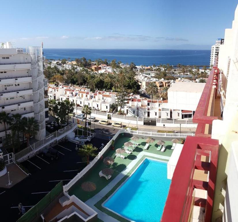 Apartamento olympia espa a playa de las am ricas - Apartamentos baratos playa de las americas ...