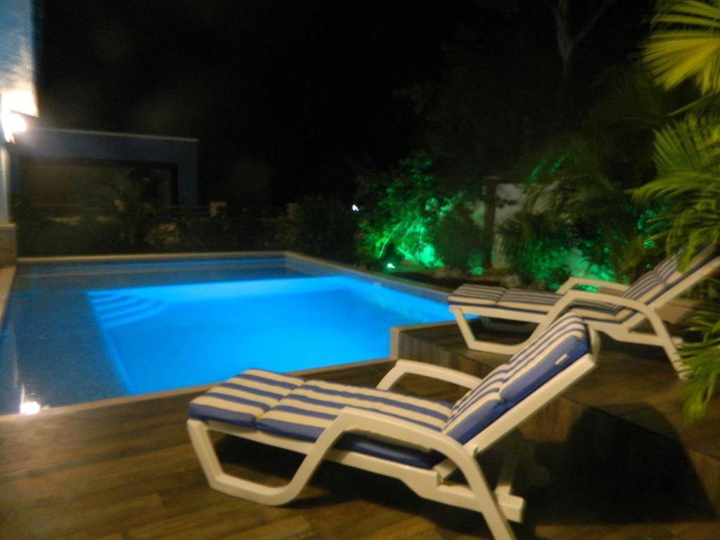 Casa de campo Casa Kiin (México Chichimilá) - Booking.com