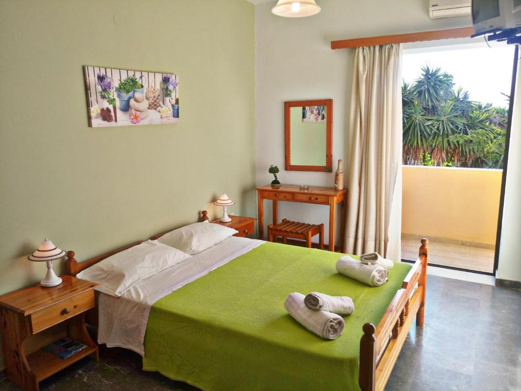Corfu Villa Rainbow Hotel In Corfu