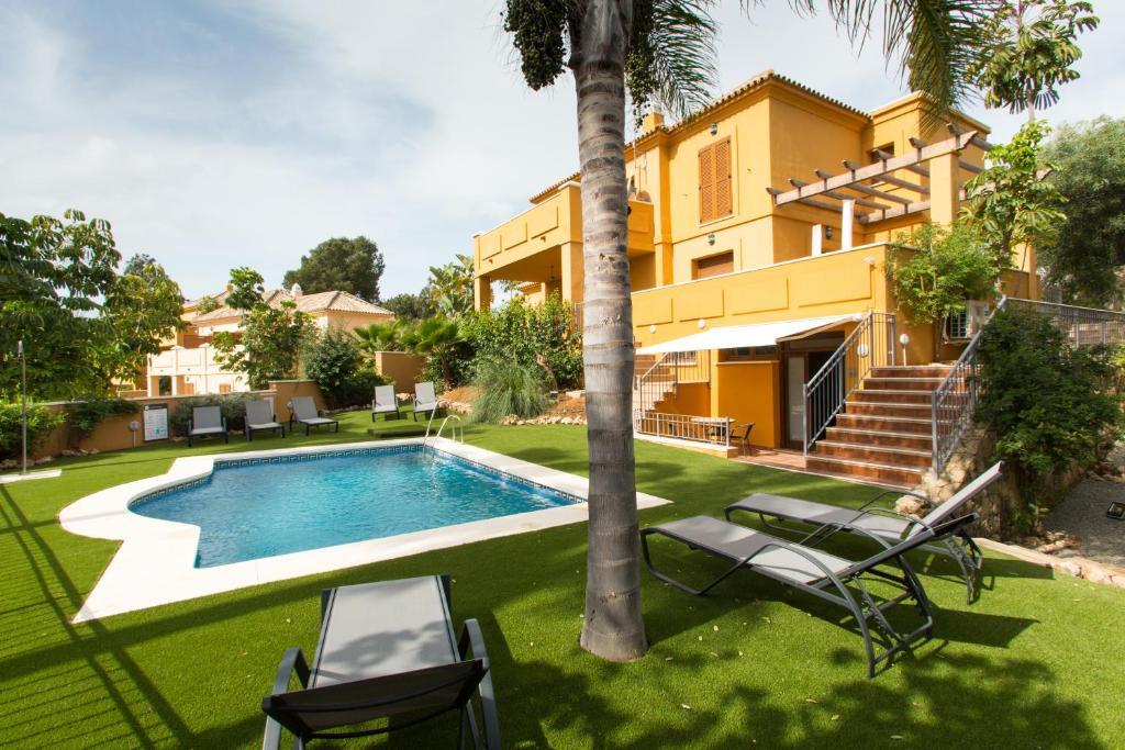 Booking.com: Villa Las Lomas de Marbella , Marbella, Espanha ...
