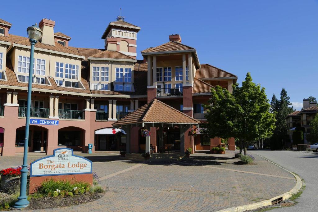 Borgata Lodge (Canadá Kelowna) - Booking.com