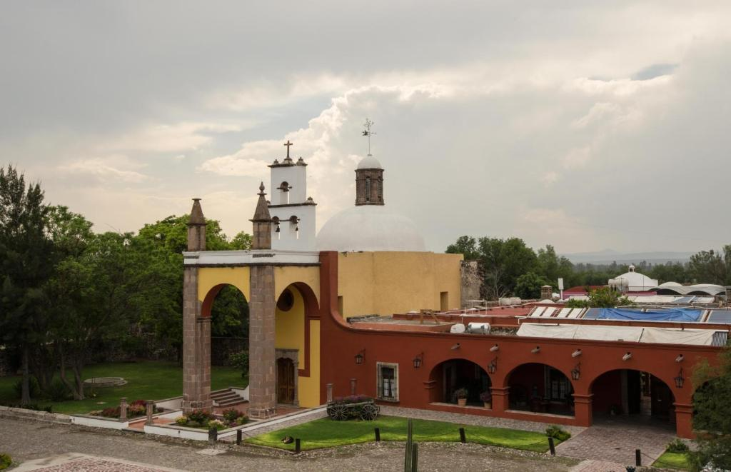 Departamento departamento hacienda castillo m xico for Oficina hacienda