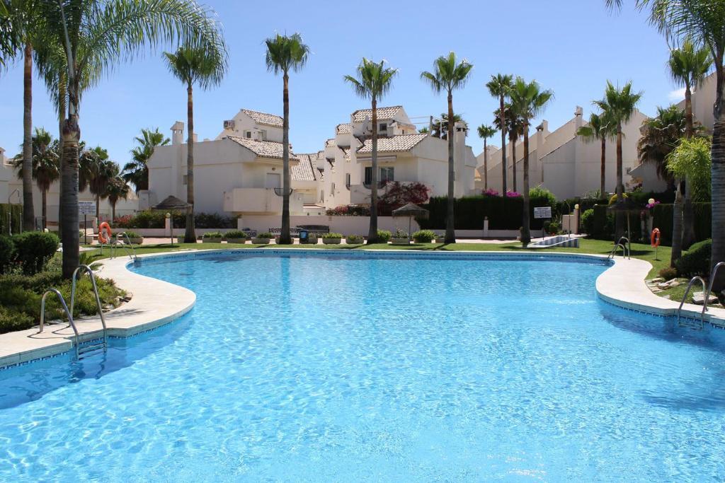 Casa de vacaciones 1107 Marbella Beach Front House (España ...