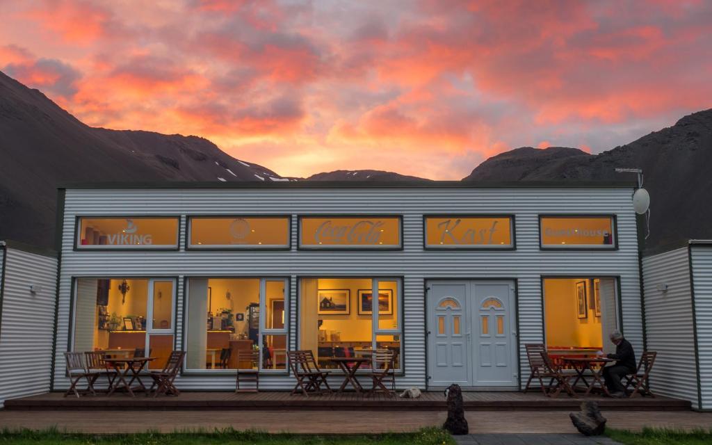 Kast Guesthouse آيسلندا Lysudalur Bookingcom