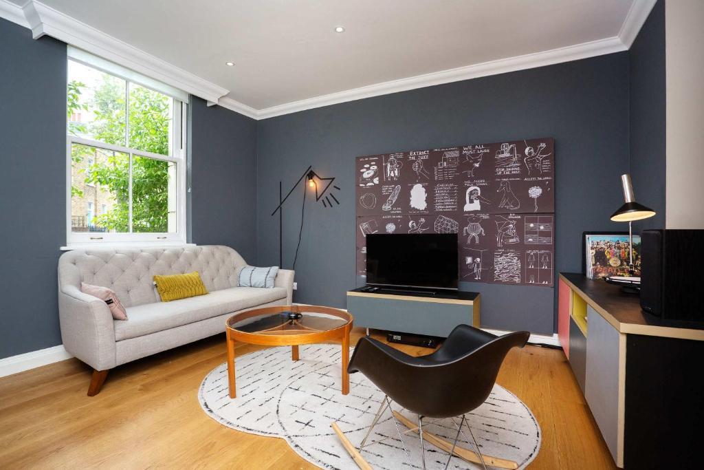 Apartamento veeve contemporary angel reino unido londres - Apartamentos en londres booking ...