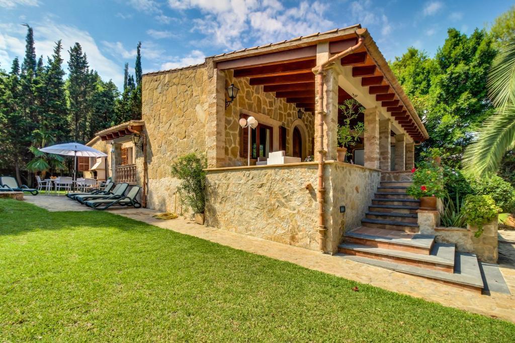 Villa Sa Caseta Nostra Espa A Alc Dia