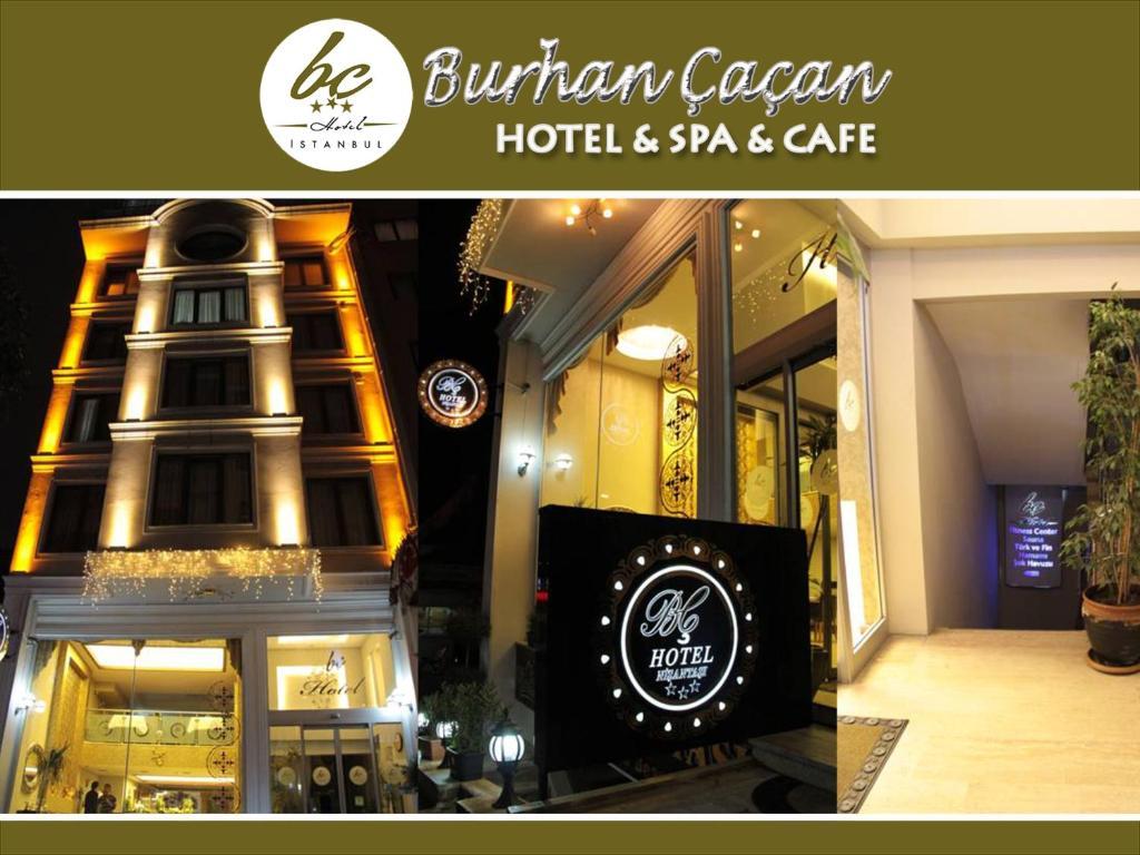 c33b48038 فندق وسبا ومقهى بي سي بورهان كاكان (تركيا إسطنبول) - Booking.com