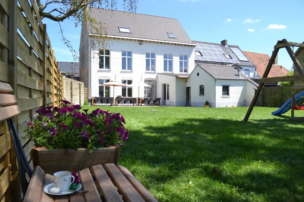Casa de temporada Het Oud Brouwershof (Bélgica Alveringem ...