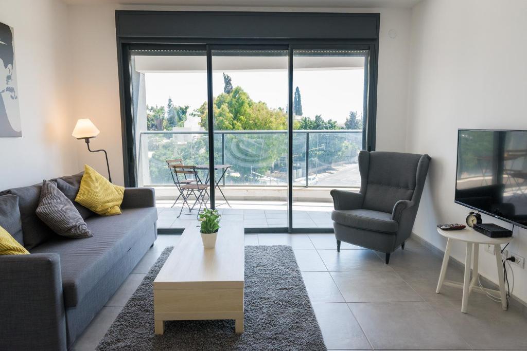 דירה מודרנית בתל אביב
