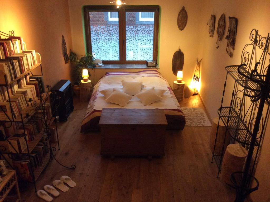 La Chambre de l'Anthropologue