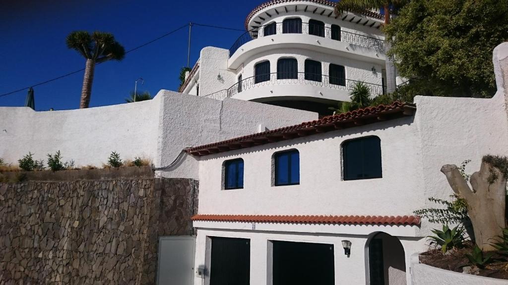 Villa corona espa a sauzal for Villas corona