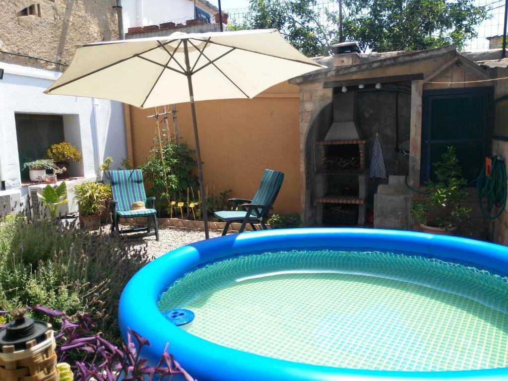 Casa de vacaciones Cal Barber (España Les Masuques ...
