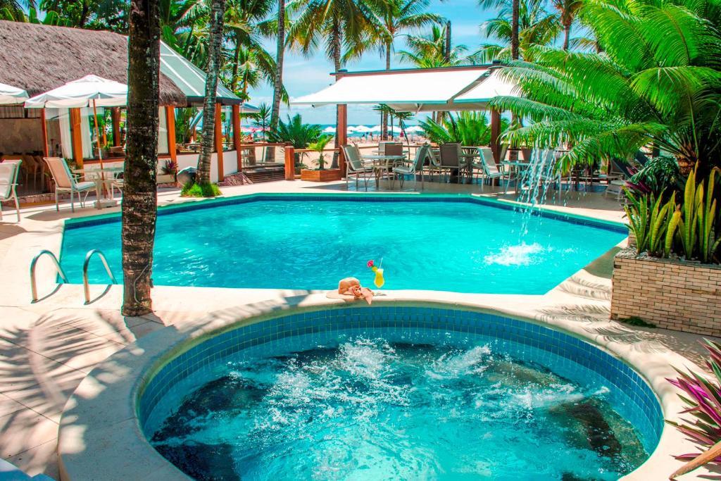 A piscina localizada em Pousada da Torre ou nos arredores