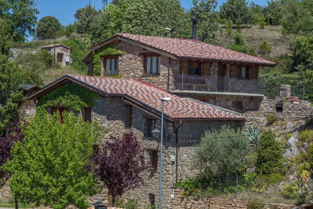 Casa de campo Casa Sisquet (España Montcortès) - Booking.com