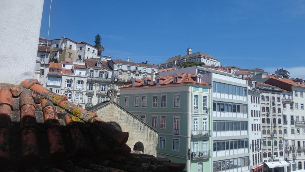 BE Coimbra Hostels