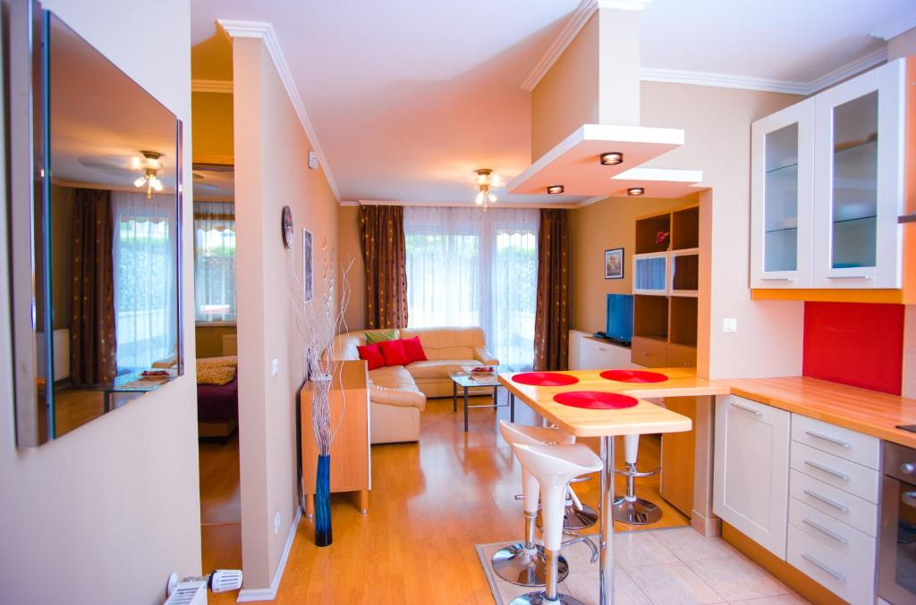 Apartment Budapest Peace (Hungría Budapest) - Booking.com