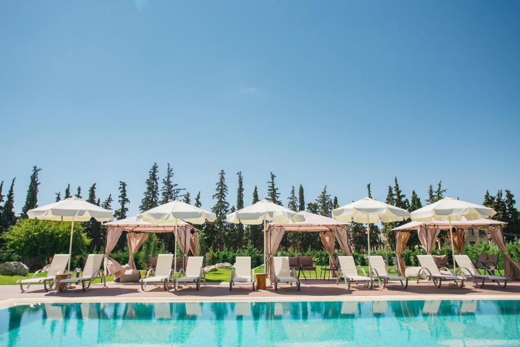 Apartamento Olea Mare (Grécia Kalivia Poligirou) - Booking.com