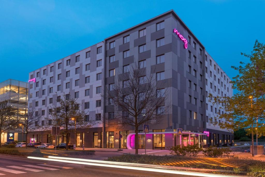 Booking Com Hotel Moxy Frankfurt Airport Frankfurt Am Main