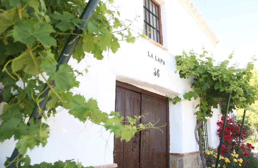 Casa de vacaciones Huerta la Lapa (España Cañete la Real ...