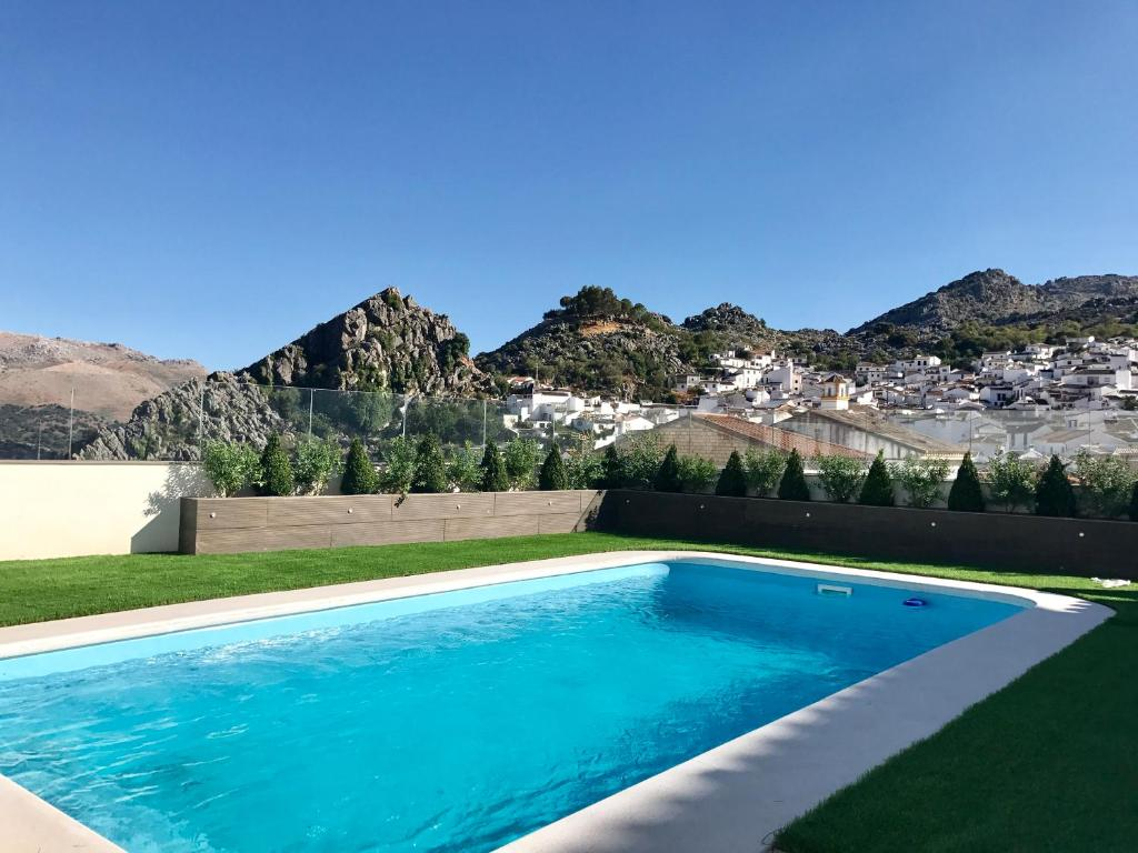 Casa de campo Casitas Sierra de Libar (España Montejaque ...