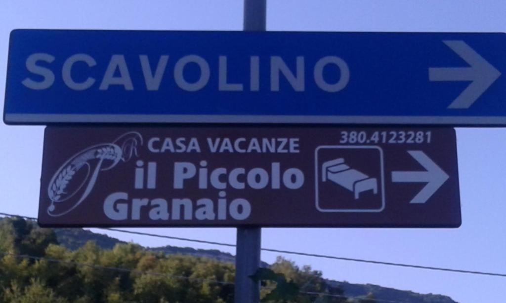 Casa de vacaciones il piccolo granaio italia scavolino for Casa del granaio cracker
